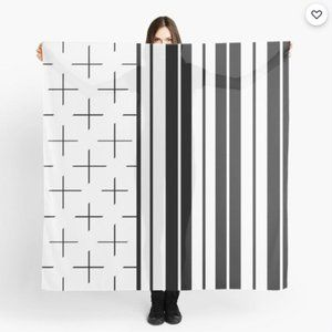 Attracting Opposites_ Scarf